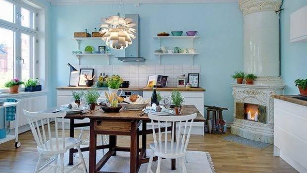 Scandinavian Kitchen Ideas Make Dining