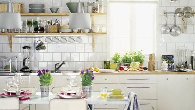 Scandinavian Kitchen Interiors