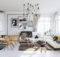 Scandinavian Living Room Interior Design Ideas