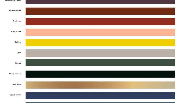 Scandinavian Style Embraces Fall Colors
