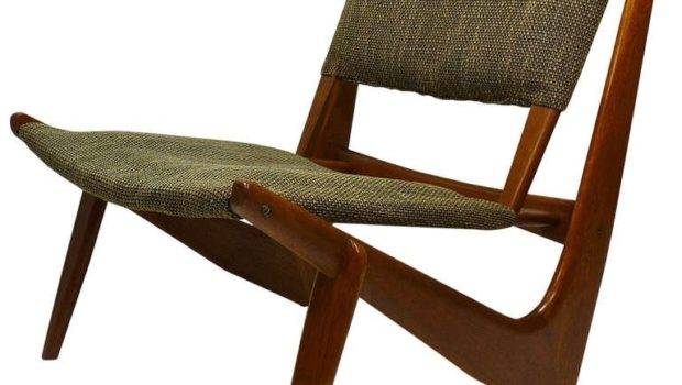 Sculptural Low Lounge Chair Stdibs