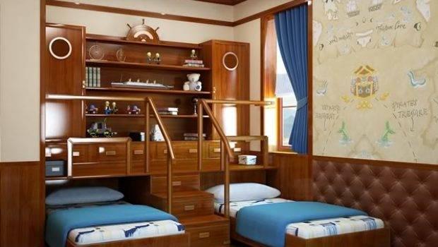 Sea Themed Bedroom Kids