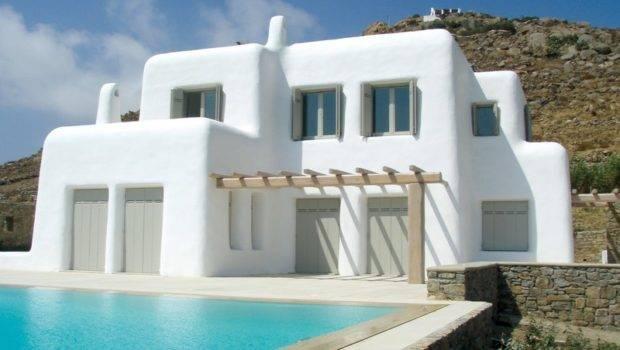 Seaside Interiors Greek Mediterranean Twist Beachy House