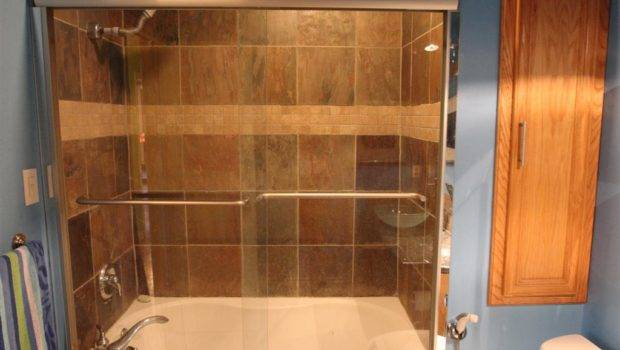 Second Bath Also Has Jacuzzi Tub Shower Combo