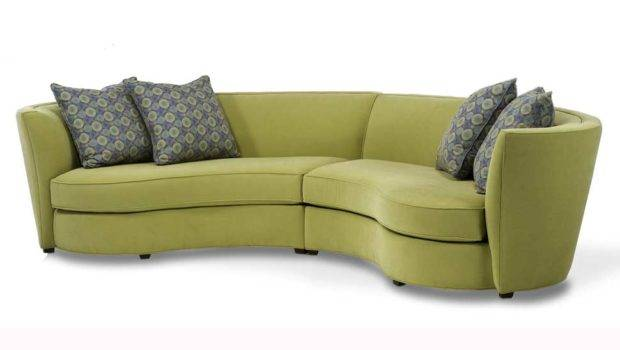 Sectionals Fabric Sectional Sofas Custom Curved Shape Sofa