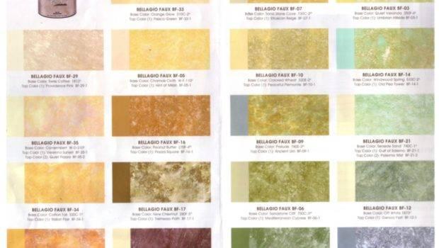 Select Bellagio Color Wash Faux Finish Railings Finishes