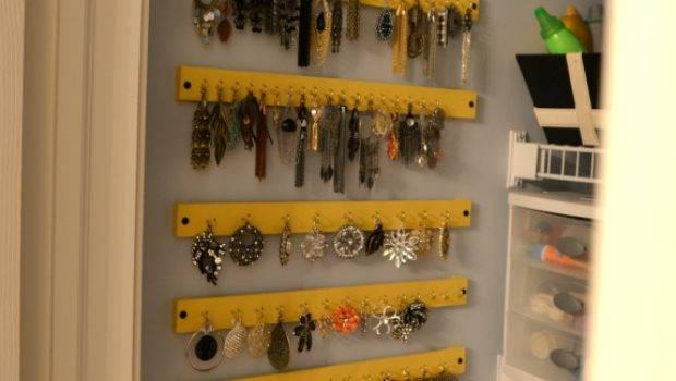 Serenity Now Diy Jewelry Storage Projects