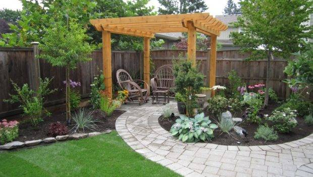 Seven Ways Give Your Backyard Makeover Stone Patio