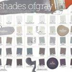 Shades Gray Paint Home Makeover Pinterest