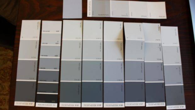 Shades Grey Paint Perfect Shade Gray