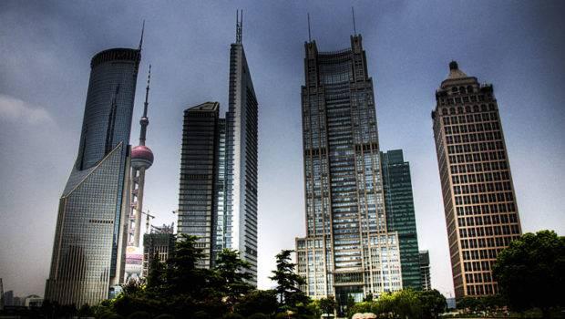 Shanghai Buildings Momentary Awe Travel Photography Blog