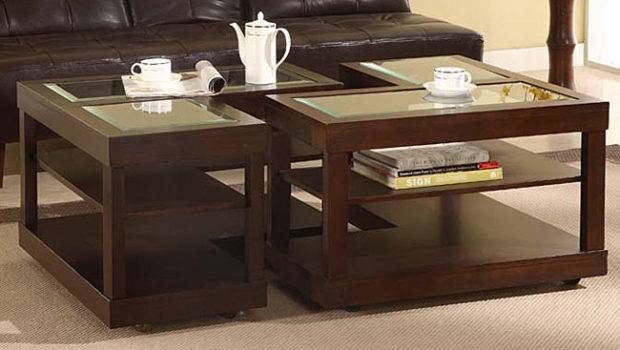 Shaped Contemporary Accent Table Overstock Shopping Great