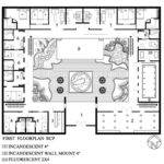 Shaped Floor Plans Courtyard House Home Design