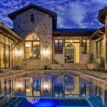 Shaped House Plans Courtyard Proiecte Casa Forma