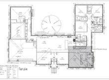 Shaped House Plans Garage