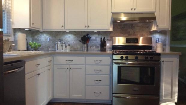 Shaped Kitchen Arrangement Design