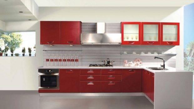 Shaped Kitchen Design