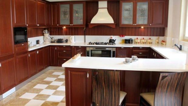 Shaped Kitchen Designs Small Kitchens