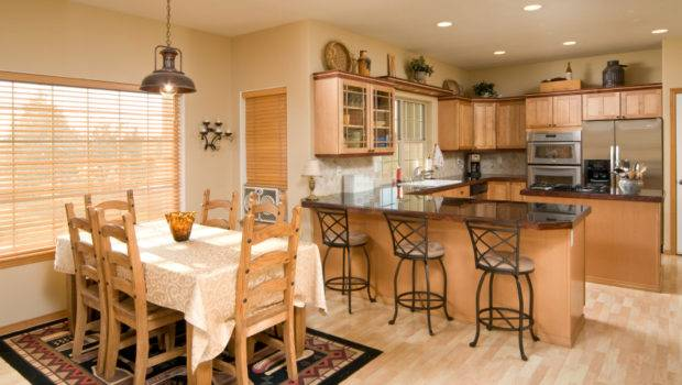 Shaped Kitchen Dining Room Ideas Cabinetskitchen