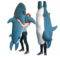 Shark Pillow Myconfinedspace