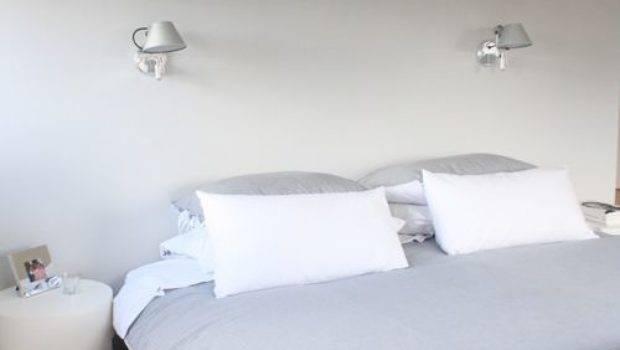 Shelf Above Bed Ideas Remodel Decor