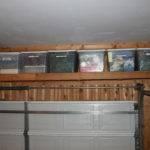 Shelves Over Garage Door Cavender Diary