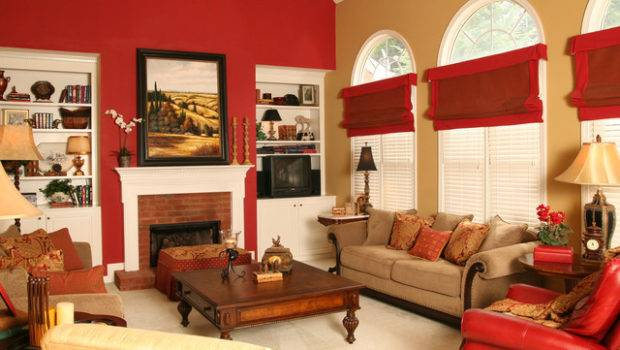 Sherwin Williams Red Bay Empire Gold