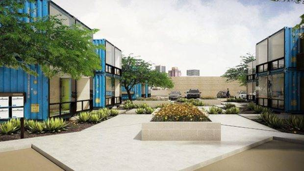 Shipping Container Apartments Coming Phoenix