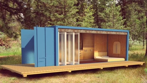 Shipping Container Cottage Joy Studio Design