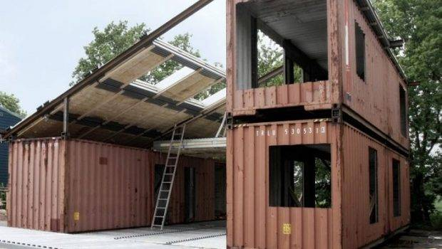 Shipping Container Home Building Plans Homes
