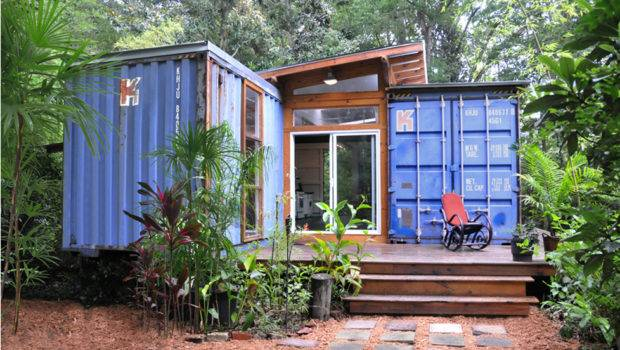Shipping Container Home Savannah Project Price Street Projects