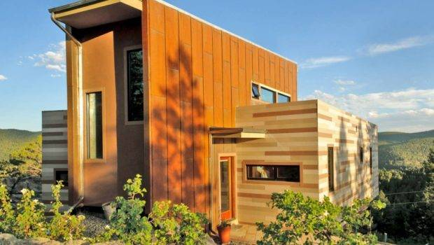 Shipping Container Homes Green Off Grid Home