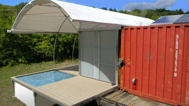 Shipping Container Homes Max Living Design Chicago Puerto