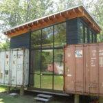 Shipping Container House Plans Green Building Elements