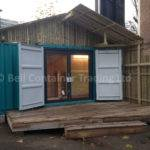 Shipping Container Shop Retail Stores Pop Containers
