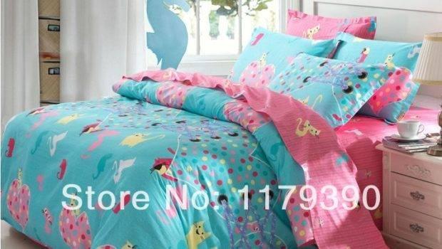 Shipping Good Quality Home Textile Pcs Natural Color Cotton Bedding