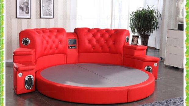 Shop Popular Round Bed Frames China Aliexpress
