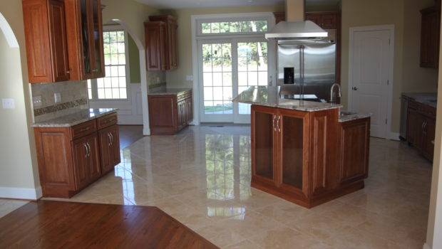 Should Your Flooring Match Kitchen Cabinets