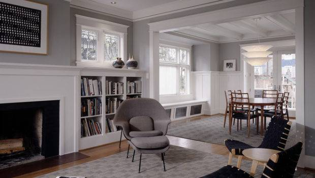 Show Living Rooms Painted Grey Modern Interior Design Collection