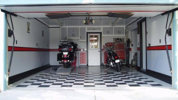 Show Off Your Garage Need Ideas Flooring