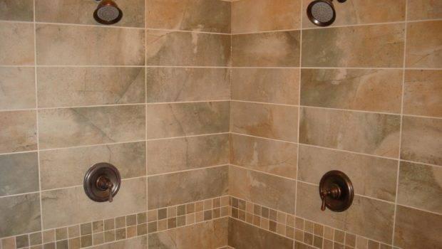 Shower Tile Patterns Bathroom Designs