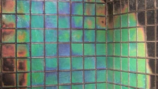 Shower Tiled Heat Sensitive Tiles