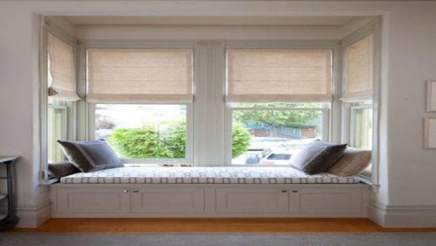 Shutters Window Treatments Bay Seats Storage