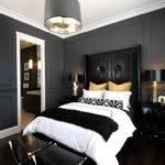 Silver Bedroom Designs Black White Gray Ideas