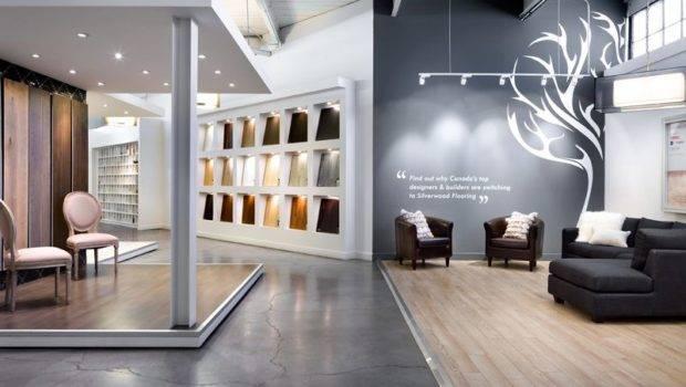 Silverwood Flooring Showroom Lounge Karelia Wall