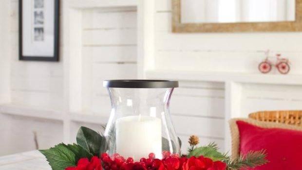 Simple Elegant Diy Christmas Centerpieces Style