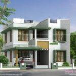Simple Flat Roof House Kerala Home Design