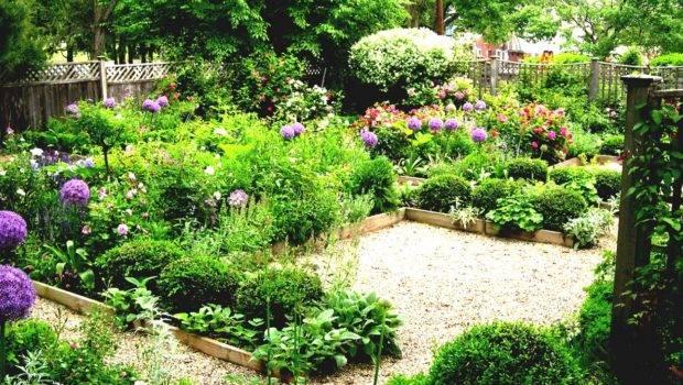 Simple Flower Garden Ideas Sun Your Back Yard