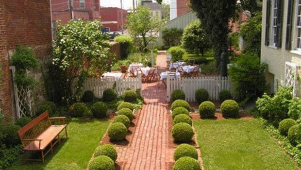 Simple Garden Design Idea Interior Architecture