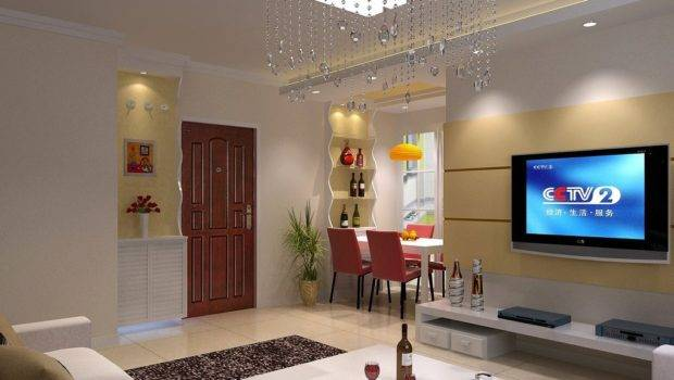 Simple Interior Design Living Room House